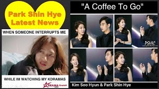 Video A coffee to go-Kim So Hyun and Park Shin Hye-New Korean Drama download MP3, 3GP, MP4, WEBM, AVI, FLV Maret 2018