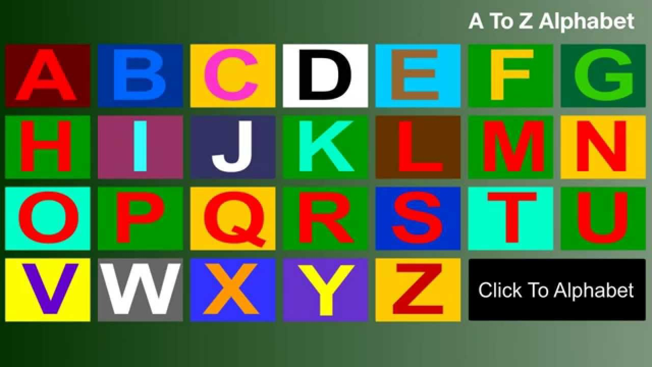 learning how to write abcd on blackboard