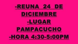 REUNA -24 DE DICIEMBRE SICUANI -Star Black- EMO