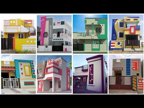 75+ House Exterior Paint Colors Ideas    Exterior House Painting Color Ideas    House Colour Design