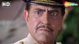 Most Popular Villain 'Amrish Puri' scenes from Dil Pardesi Ho Gayaa - Ashutosh Rana - Prem Chopra