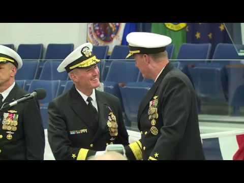 Naval Service Training Command Change Of Command 2019