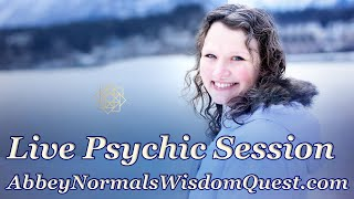 Open Third Eye, Spirit Guides, Angelic Realm, & Higher Self | Live Psychic Mentoring Session