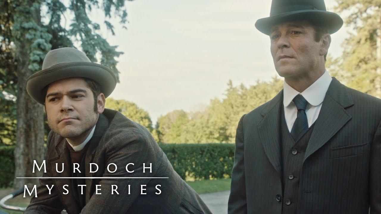 Murdoch Episode 12 Six Of The Best Preview Murdoch Mysteries Season 12