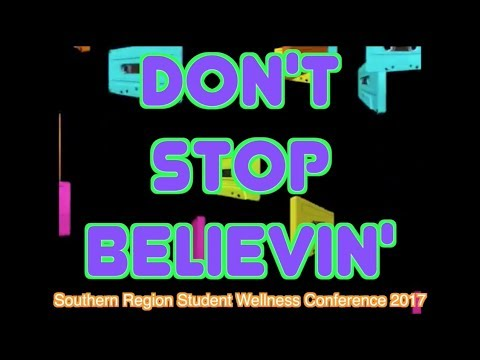 Southern Region Student Wellness Conference Promo