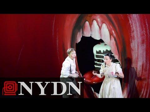 Kids review Hansel and Gretel at Metropolitan Opera