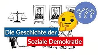 Geschichte der Sozialen Demokratie