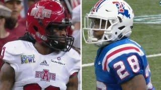 New Orleans Bowl 2015 Full highlights Arkansas State vs Louisiana Tech
