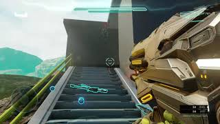 Halo 5 Guardians: Wipeout - Super Fiesta (720p HD) Gameplay