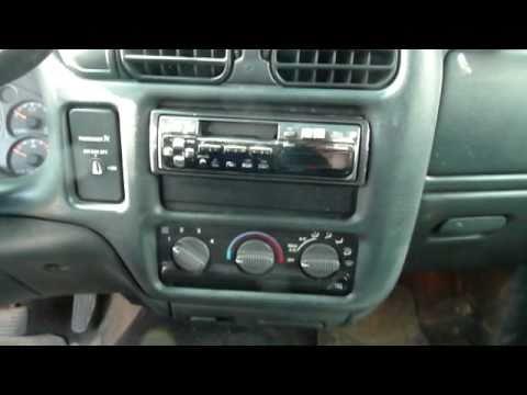 Emission Wiring Diagram 2001 Jeep Cherokee Chevrolet S10 Vacuum Leak Repair Youtube