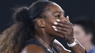 Serena Williams Unborn Baby Already Faciing Racism