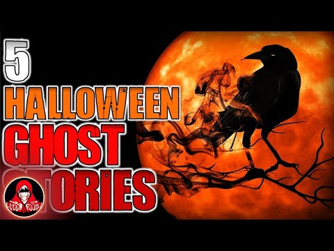 5 True HALLOWEEN Ghost Stories - Demons and Witches