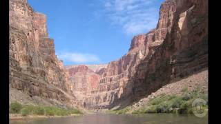 видео Внутри Гранд Каньона, 6 дней на реке Колорадо, штат Аризона, США в full HD