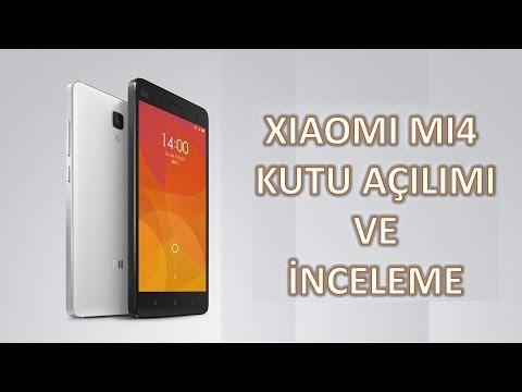 Xiaomi Mi4 İNCELEME
