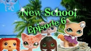 New School [Saison 1 Episode 6 Un Nouvel Elève ?]