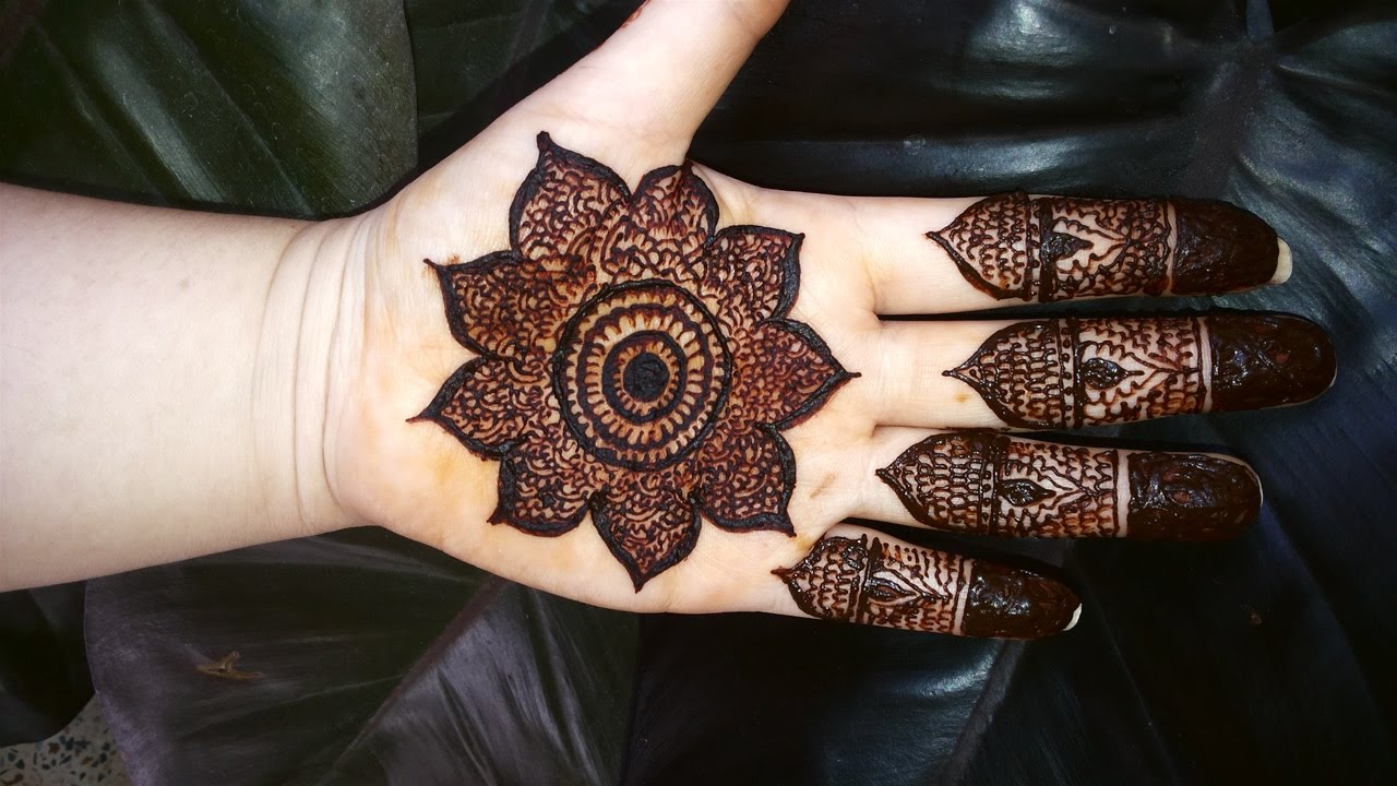 Mehndi Flower Chadar : Mehndi flower pixshark images galleries with a