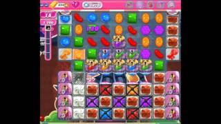 Candy crush saga level 1478 No booster 3 stars
