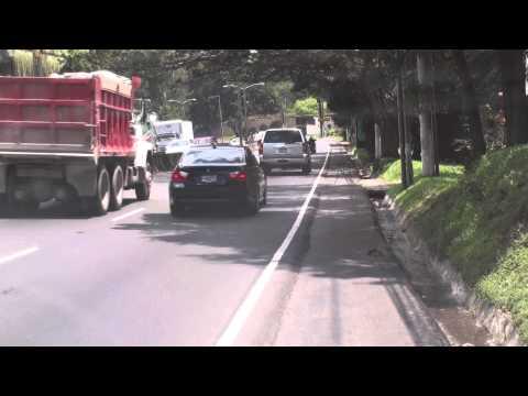 Frontera El Salvador a Ciudad De Guatemala Parte 2