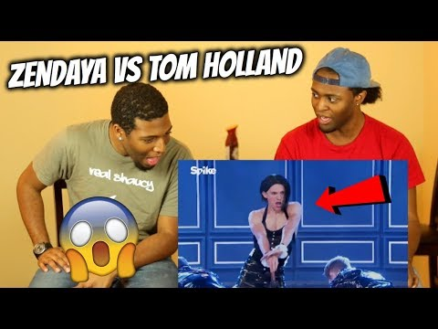 "Tom Holland's ""Singing in the Rain"" & ""Umbrella"" vs. Zendaya's ""24k Magic""   Lip Sync Battle"