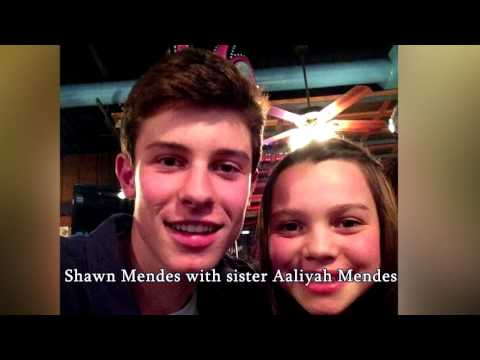 Shawn mendes family