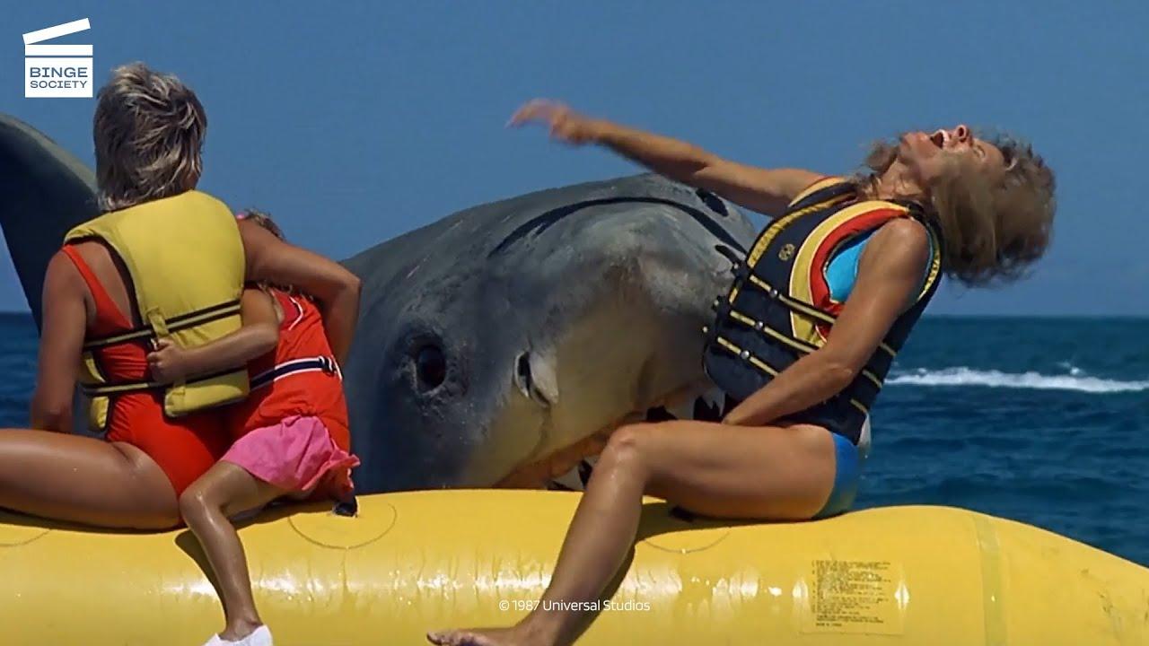 Download Jaws: The Revenge: Banana boat HD CLIP
