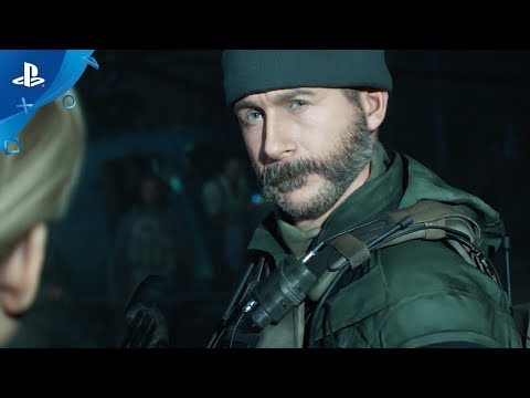 Call Of Duty: Modern Warfare - Becoming Captain Price   PS4