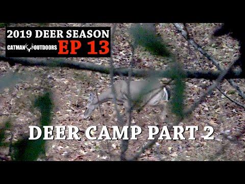 Bow Hunting On A Small Island - 2019 Deer Season, Ep. 13