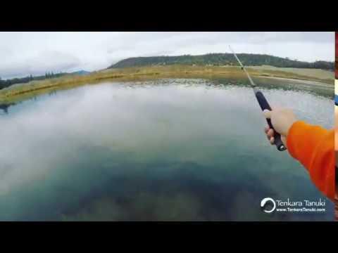 Tanuki Ninja-Tenkara Fly Fishing Rod | Tenkara Tanuki by