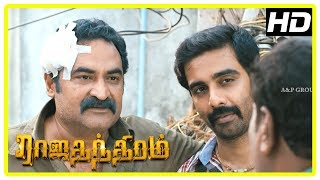 Rajathandhiram Movie Climax | Shekar arrested | Veera Bahu starts fresh | End Credits