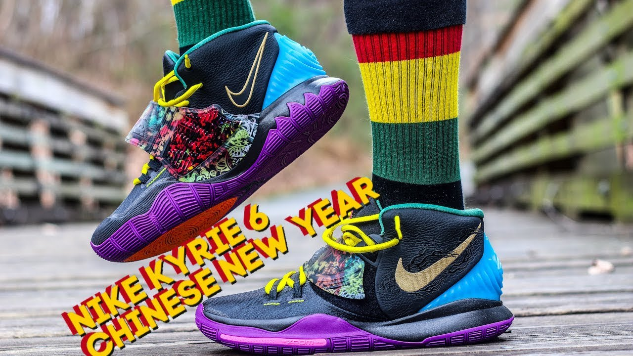 NIKE KYRIE 6 CHINESE NEW YEAR CNY