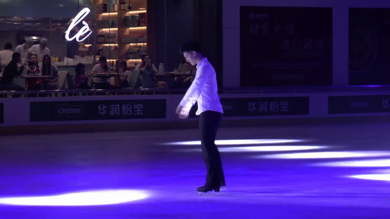 Yuri!!! on Ice -WIA Qingdao 2nd Anniversary performance-Stay Close to Me[partial]- Patton Chen