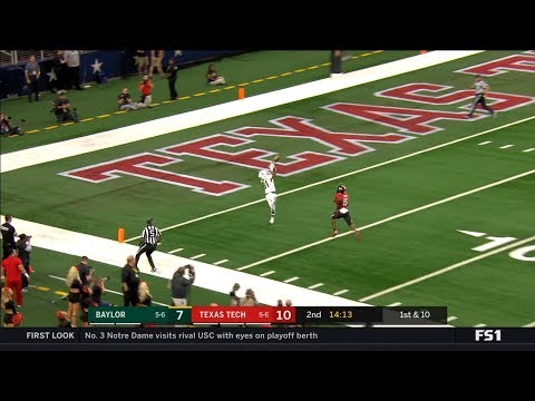 2018 Baylor Vs Texas Tech In 19 Minutes