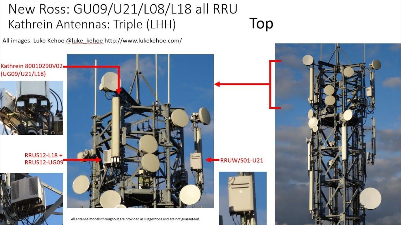 Vodafone Ireland 4g Mast Radio Architecture With Rf Schematics Youtube Architectural Engineering