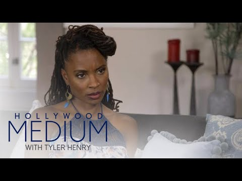 Shanola Hampton Connects With Her Late Mother  Hollywood Medium with Tyler Henry  E!