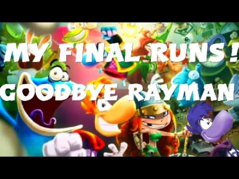My Final Runs - Goodbye Rayman Legends! |