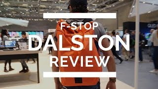 Most Durable Urban Camera Backpack for 2018 - f-stop DALSTON