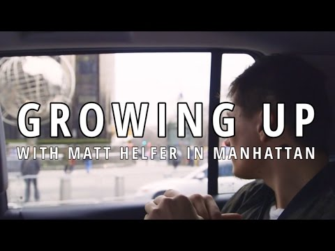 Before the Game: Growing Up in Manhattan with Matt Helfer (Full Documentary)