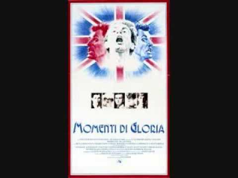 """Colonna sonora """"Momenti di gloria"""" - Chariots of Fire"""