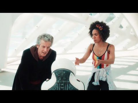 Peter and Pearl Introduce Smile - Doctor Who: Series 10