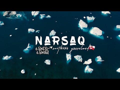 GREENLAND | Travel in Narsaq, Greenland