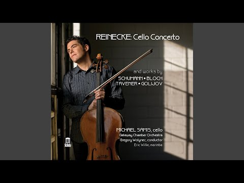Cello Concerto in D Minor, Op. 82: II. Andante con moto