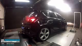 Reprogrammation Moteur Opel Astra J 2.0 CDTI 160hp @ 201hp par BR-Performance