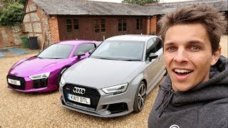 MY £60,000 AUDI RS3 IS BETTER THAN A SUPERCAR?