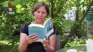 Reisaus die Lesetour: Daniela Gremminger