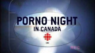 RMR: CBC Porno Night in Canada