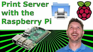 How to Turn a Printer into a Wireless Printer with Raspberry Pi