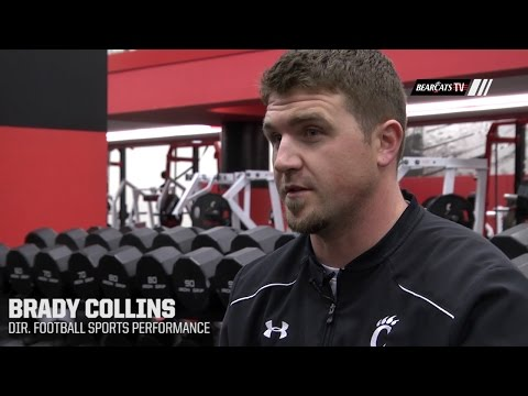 UC Bearcats Football: Get to know Brady Collins