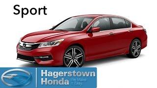 2016 Honda Accord Sport Colors - Hagerstown Honda