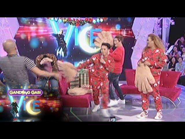 GGV: MC, Lassy and Negi take revenge against Vice!