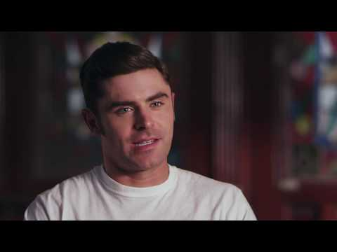 "The Greatest Showman ""Phillip Carlyle"" Behind The Scenes Interview - Zac Efron"